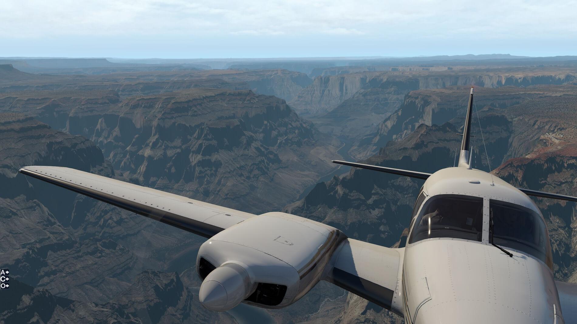 Carenado-PA31-Grand-Canyon-Tour-16