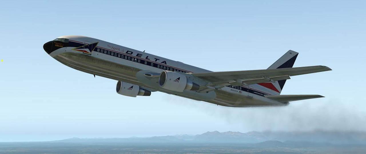 767-200ER | The Spirit of Delta N102DA | X-Plained, the Source for