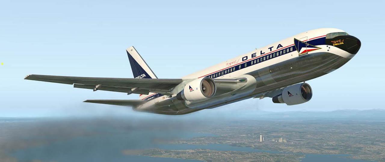 767-200ER   The Spirit of Delta N102DA   X-Plained, the