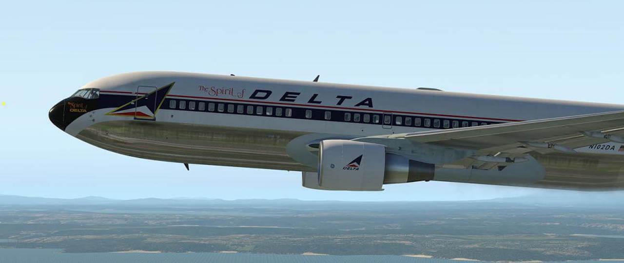 767-200ER | The Spirit of Delta N102DA | X-Plained, the