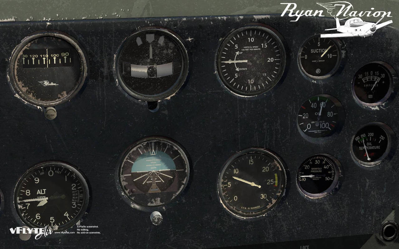 vFlyteAir Ryan Navion 205 | X-Plained, the Source for All Your X