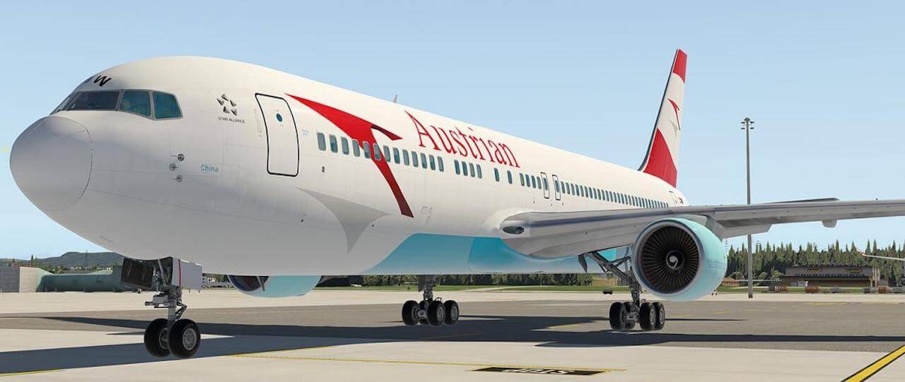 767-300ER | Austrian Airlines (OE-LAW) | X-Plained, the