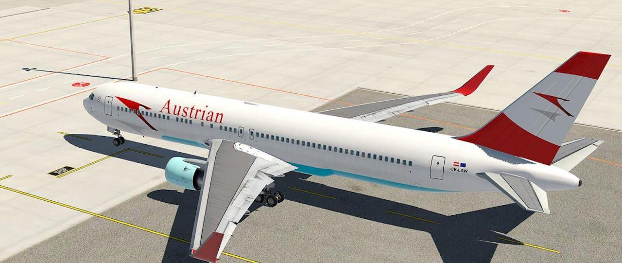 Ff767 Extended Liveries