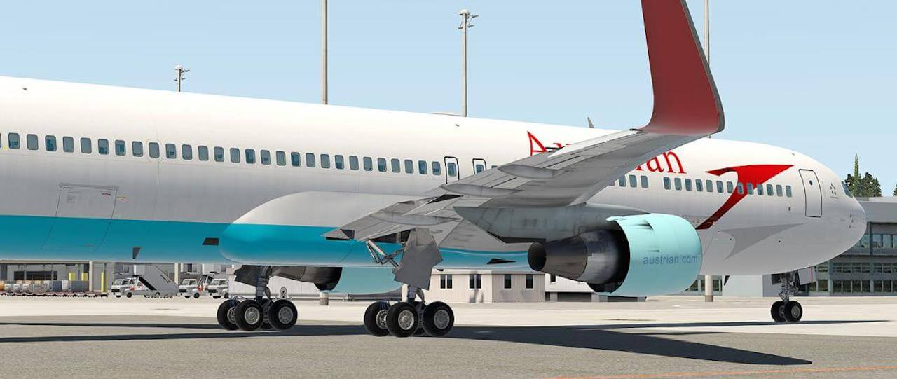 767-300ER | Austrian Airlines (OE-LAW) | X-Plained, the Source for