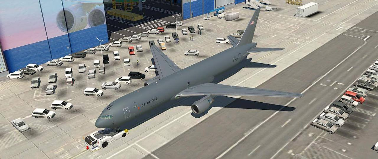 767F | KC-46A Pegasus GE | X-Plained, the Source for All Your X