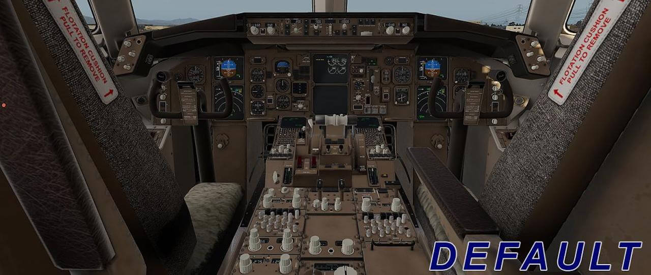 FlightFactor 767 ProExtended Cockpit textures | X-Plained, the