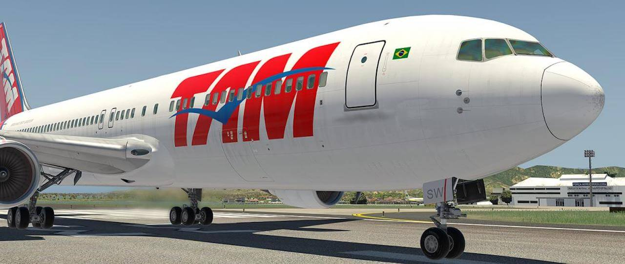 767-300ER | TAM PT-MSW | X-Plained, the Source for All Your