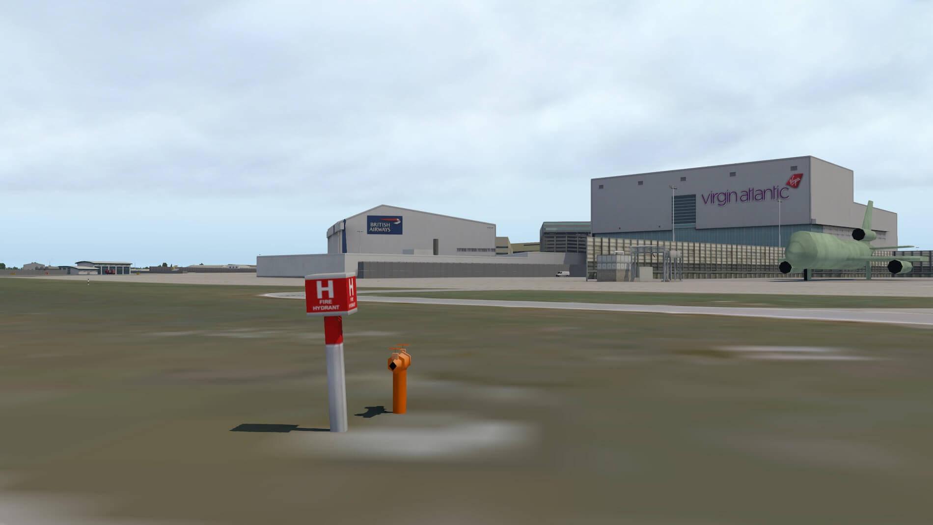 Airport Review | Aerosoft London Heathrow | X-Plained, the