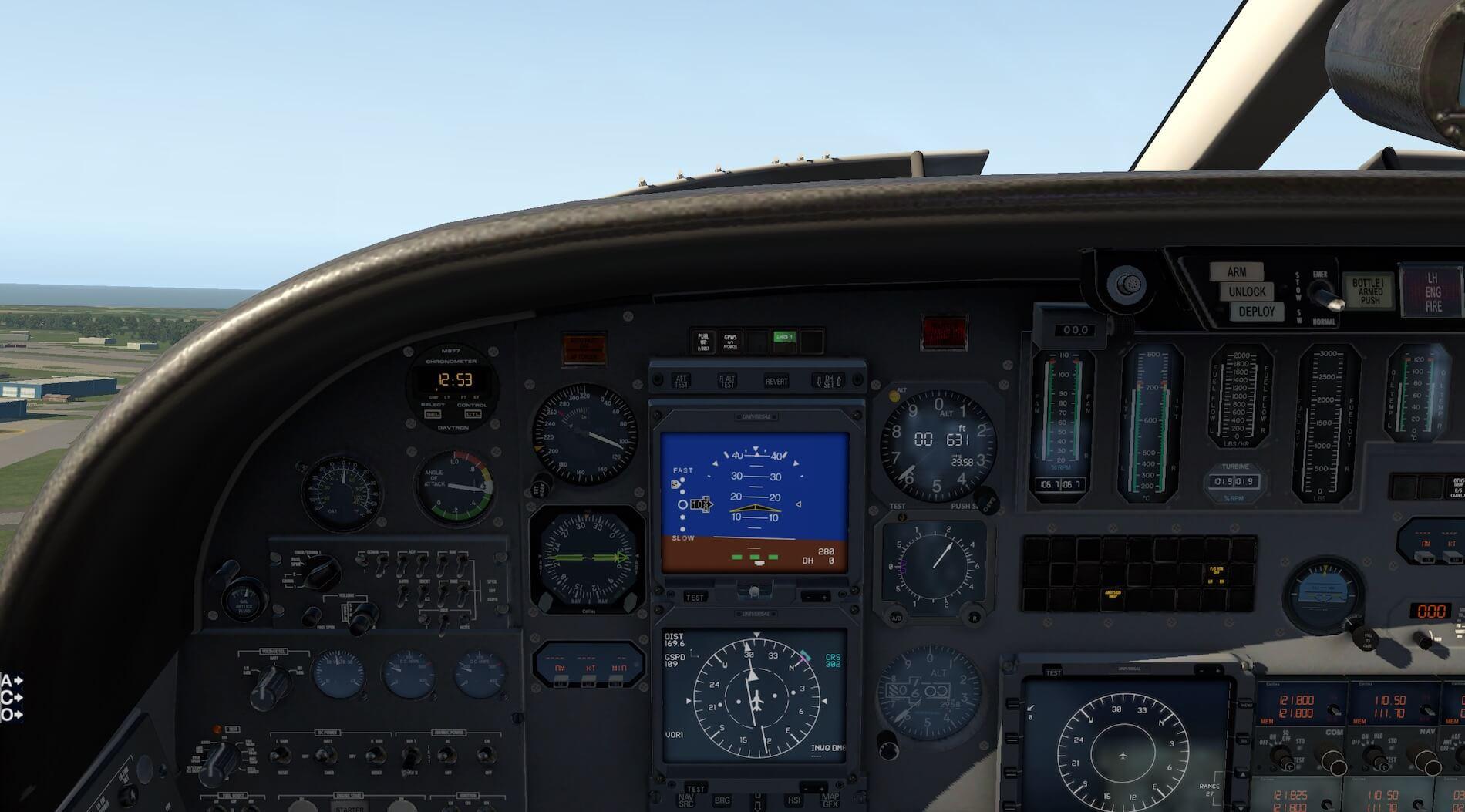Aircraft Review | Carenado Citation S550 | X-Plained, the