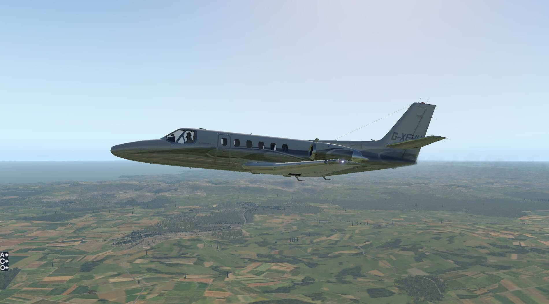Aircraft Review | Carenado Citation S550 | X-Plained, the Source for