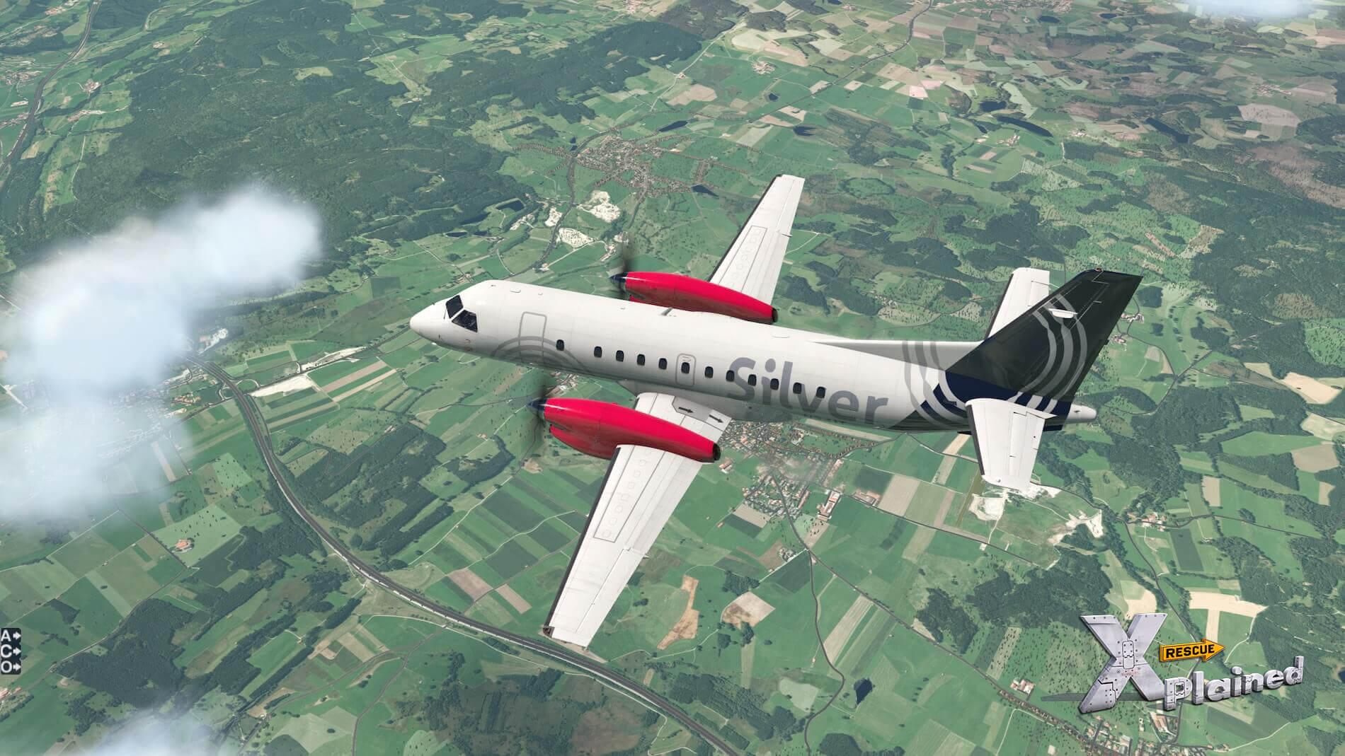 Carenado-Saab-340-40