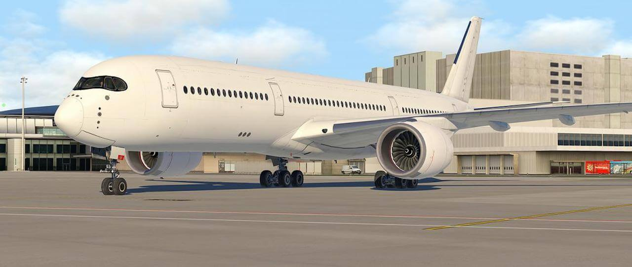Unofficial FlightFactor A350 Paintkit | X-Plained, the Source for