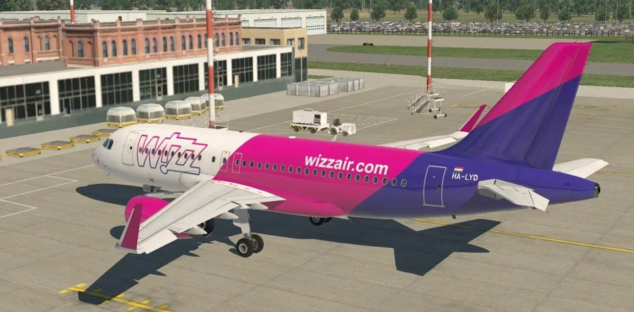 A319 Wizz Air (new) | X-Plained, the Source for All Your X