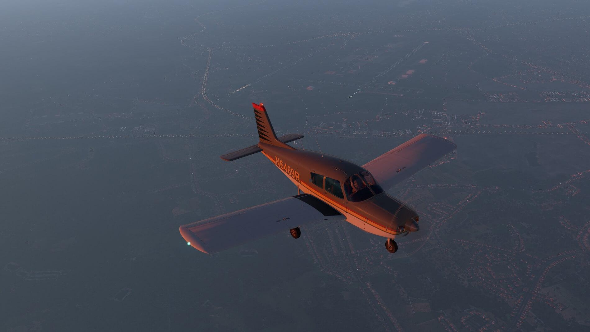 Aircraft Review | vFlyteAir Cherokee 140 Original | X