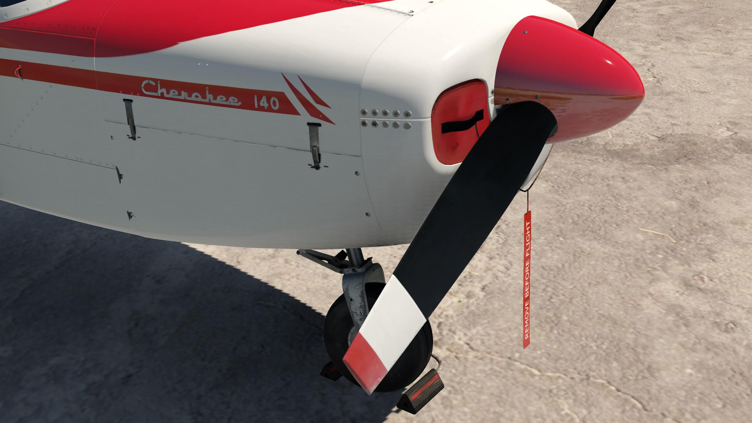 Aircraft Review   vFlyteAir Cherokee 140 Original   X