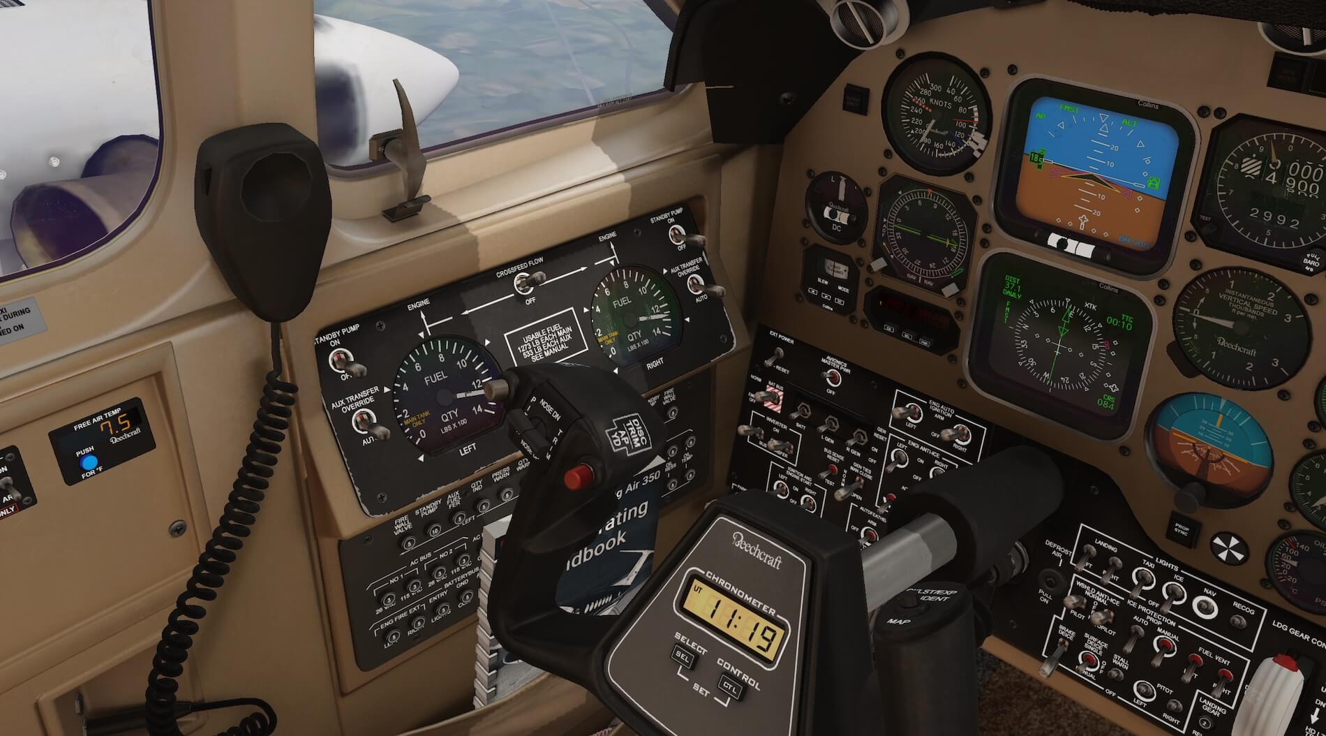 Aircraft Review   Airfoillabs King Air 350   X-Plained, the Source