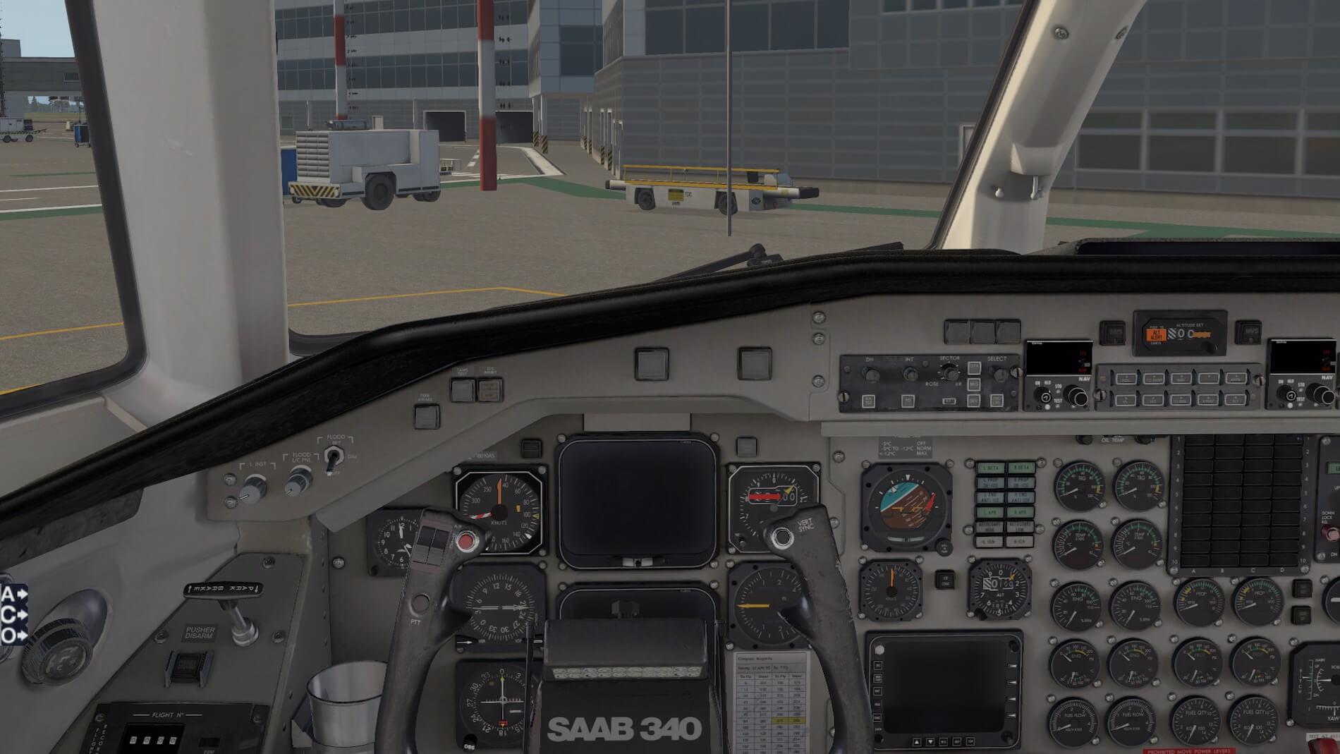 Aircraft Review | Carenado Saab 340 | X-Plained, the Source