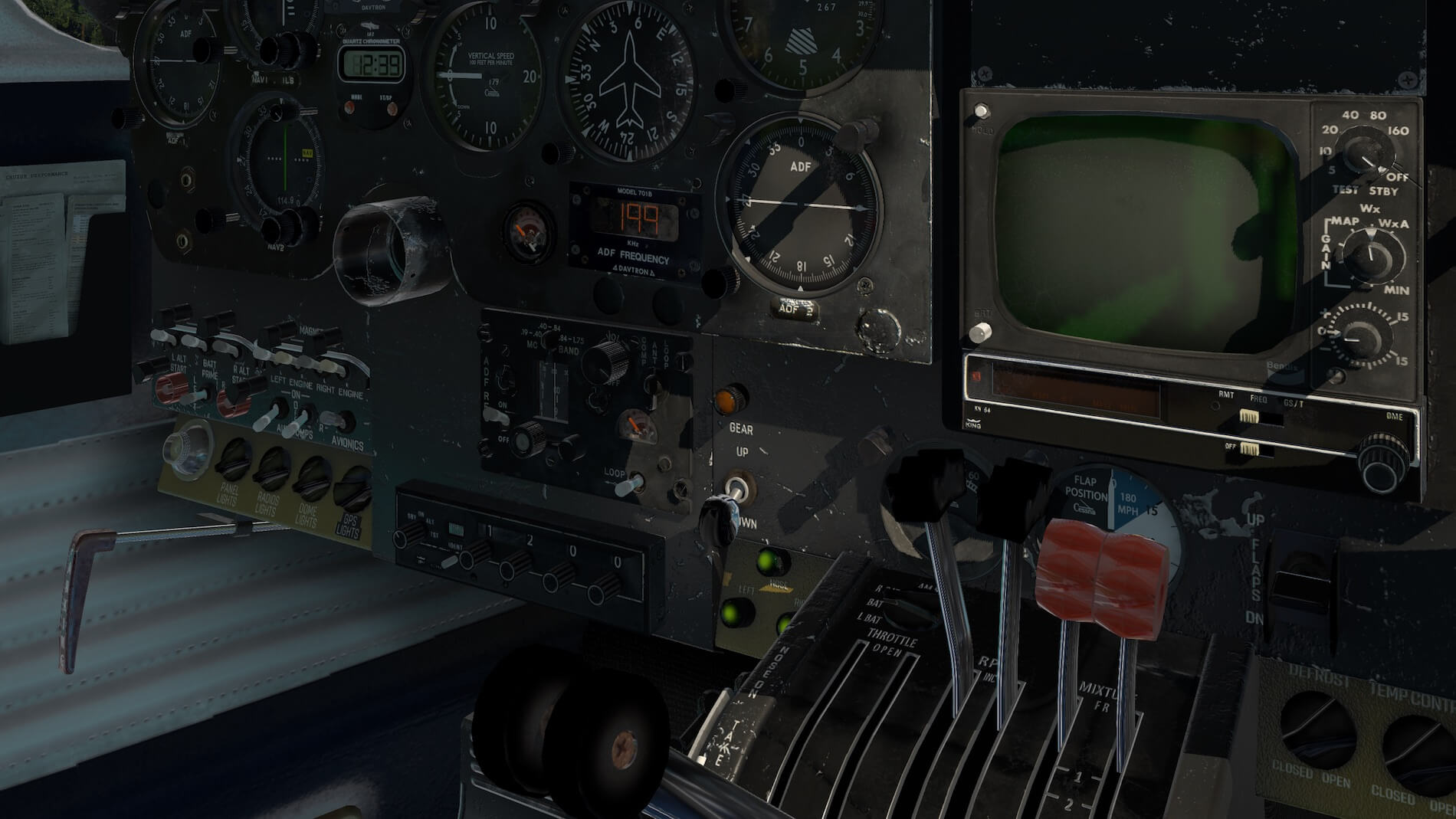 Aircraft Review | Digital Replica C310L | X-Plained, the Source for