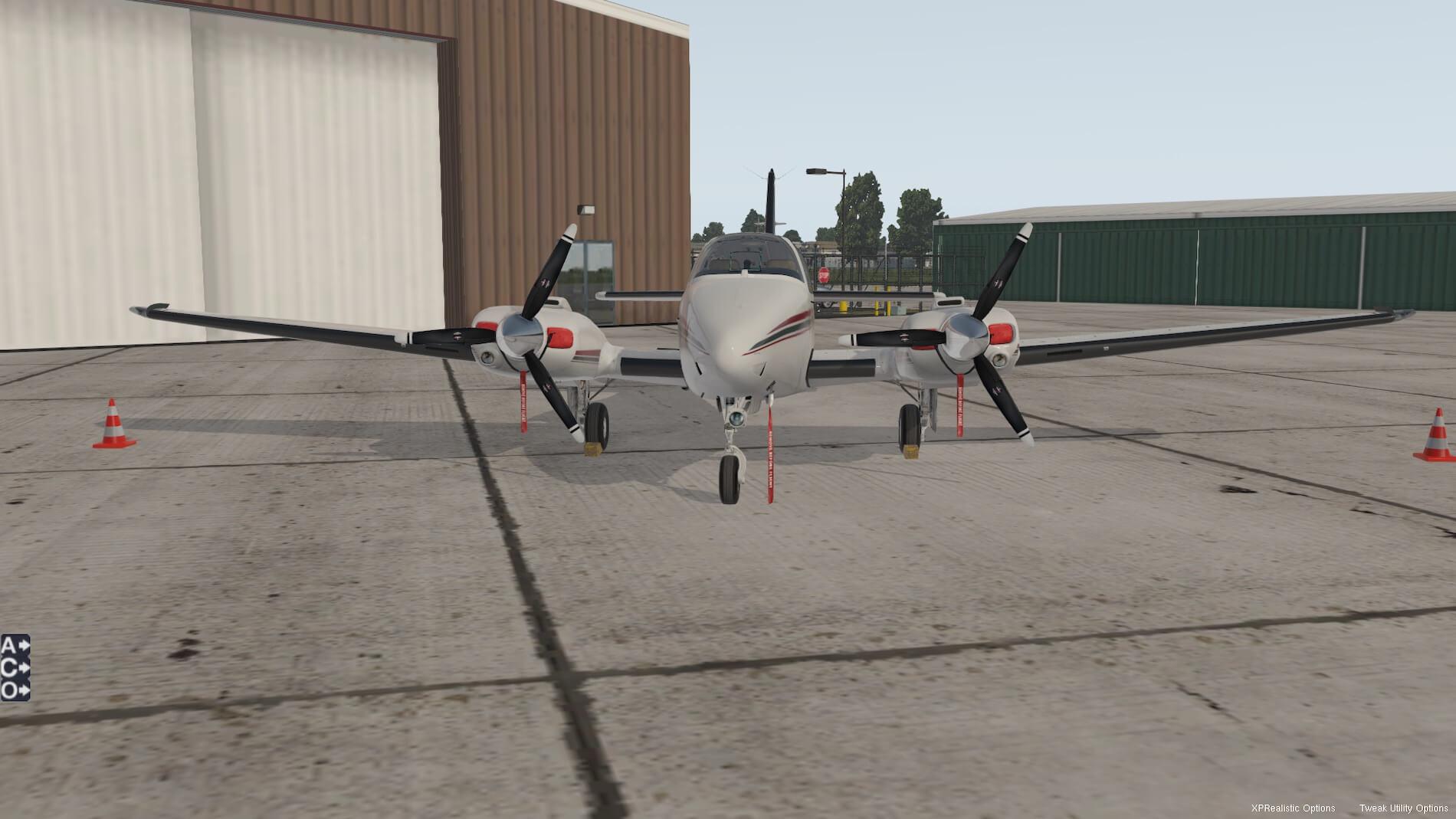 Aircraft Review   Carenado Beechcraft Baron 58   X-Plained